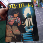 Mr Merlin Annual American ? 80'S TV SHOW BOOK